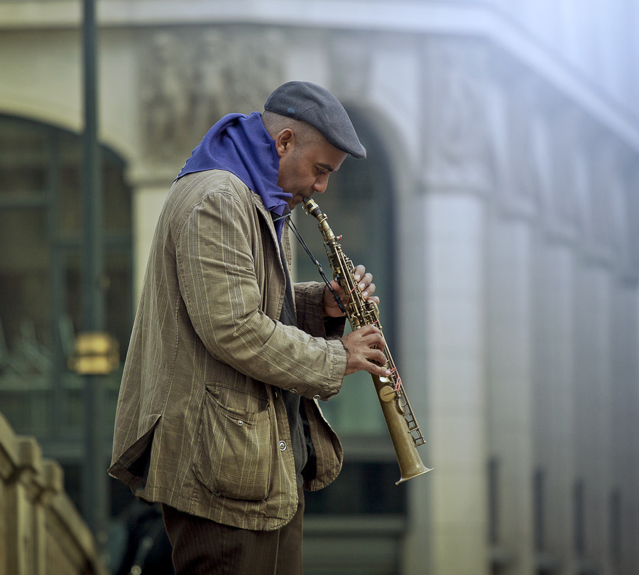 Photograph Street music by Arnold Ochman on 500px