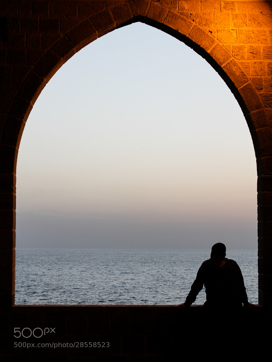 Photograph Looking at the sea, seeing nothing but water.. by Taleen Baydoun on 500px