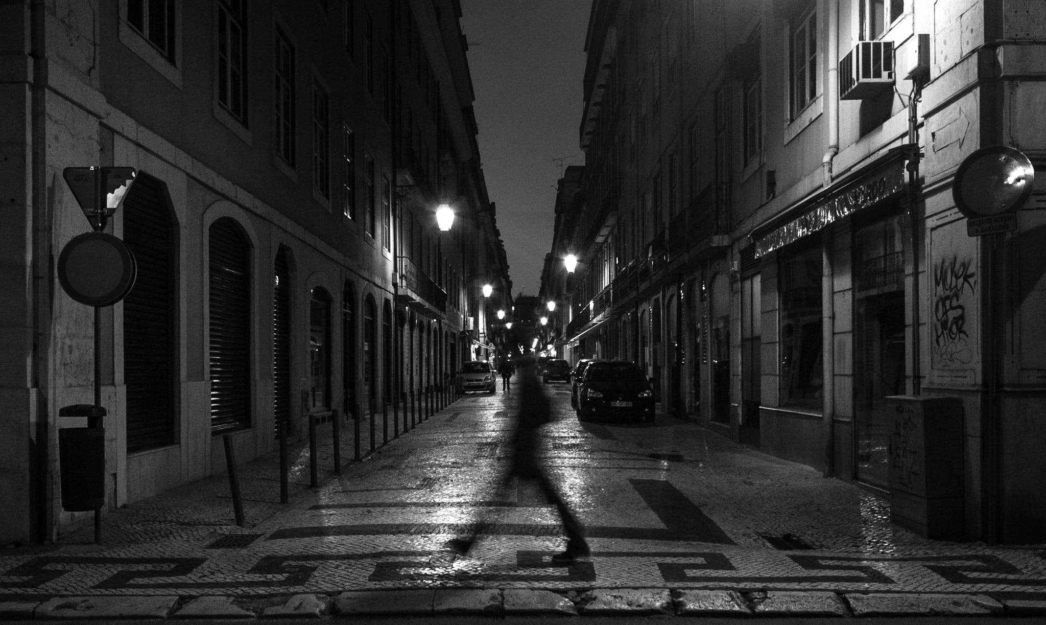 Photograph Walking By by Miguel Dias on 500px