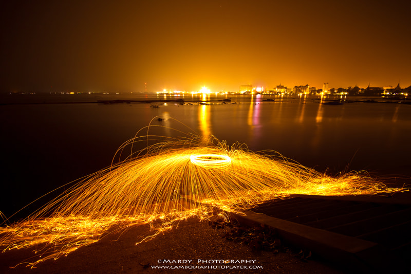 Photograph Phnom Penh Steel Wool! by Mardy Suong Photography on 500px