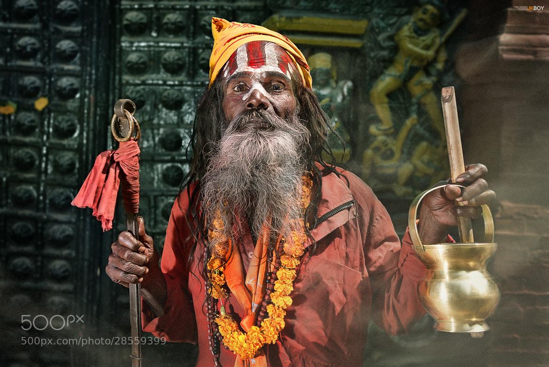 Photograph The Holy Man by Jkboy Jatenipat on 500px