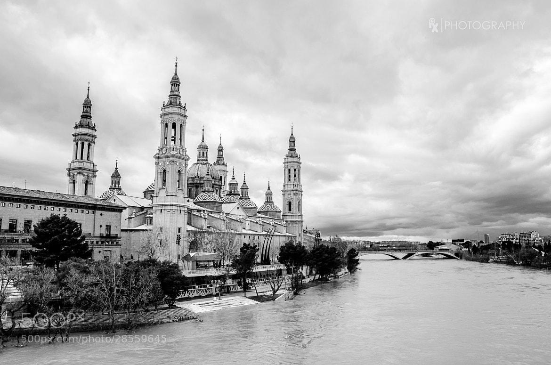Photograph Basílica del Pilar by Rui Xu on 500px