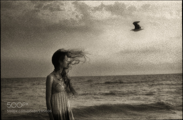 Photograph Scene at the Sea by Klem  on 500px