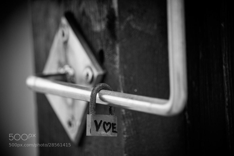 Photograph Tema #10 Lock by Fabio Crivellaro on 500px