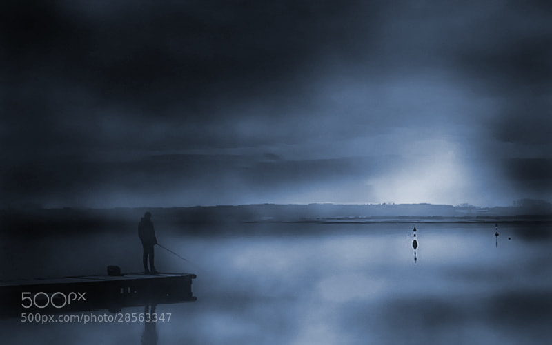 Photograph to cold for fishing? by Patrick Strik on 500px