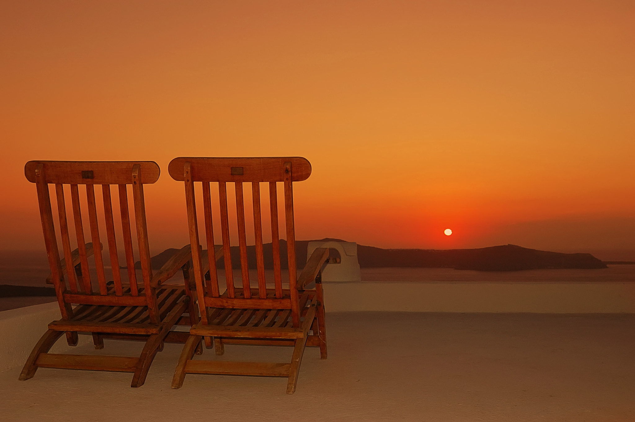 Photograph Inviting Chairs by Csilla Zelko on 500px