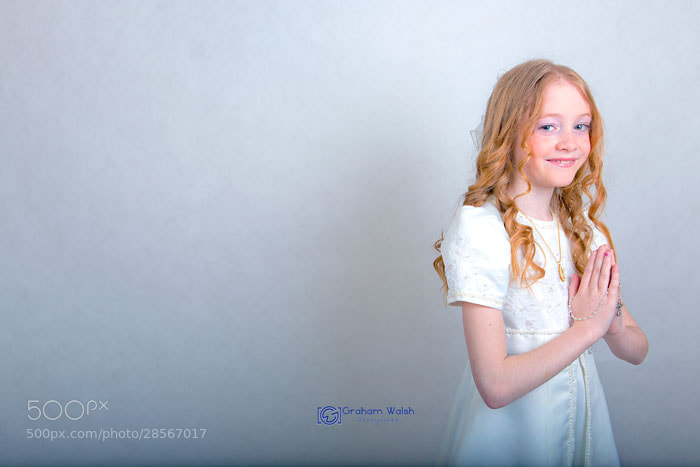 Photograph Communion Day by Graham Walsh on 500px
