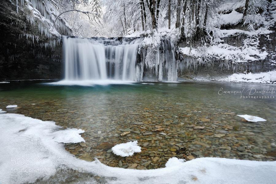 Photograph Winter wonderland by Emmanuel Dautriche on 500px