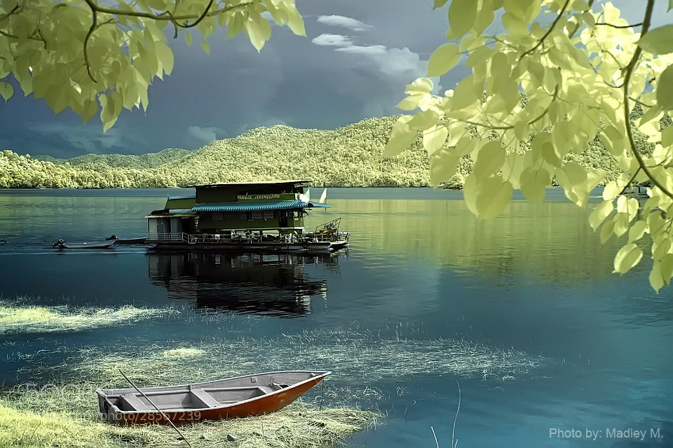 Photograph kenyir lake by mahadi mohamed on 500px