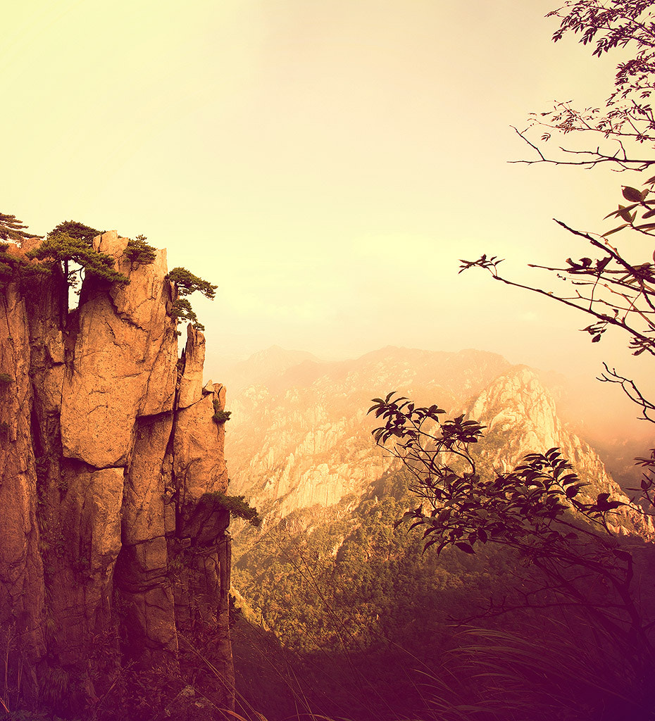 Photograph Mt. Huangshan by Tero Koskela on 500px