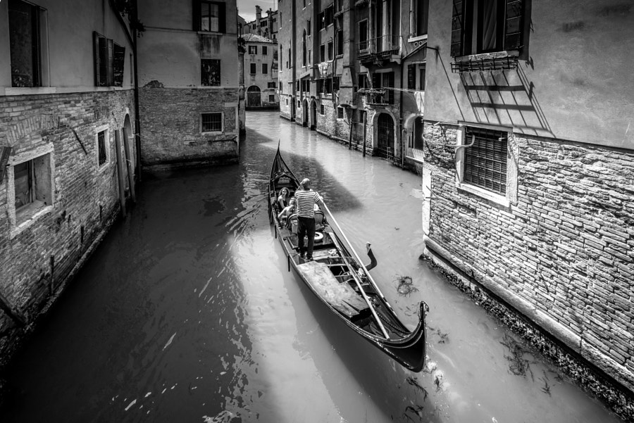 Gondola by AndersF on 500px.com
