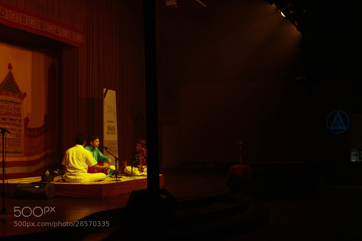 Photograph Lighting the Stage with music by Alchemist  ii on 500px