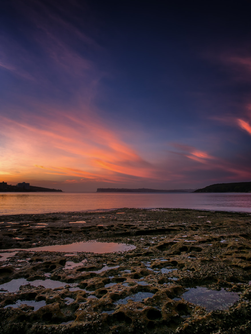 Photograph Sunrise Manly NSW by PaulEmmingsPhotography  on 500px