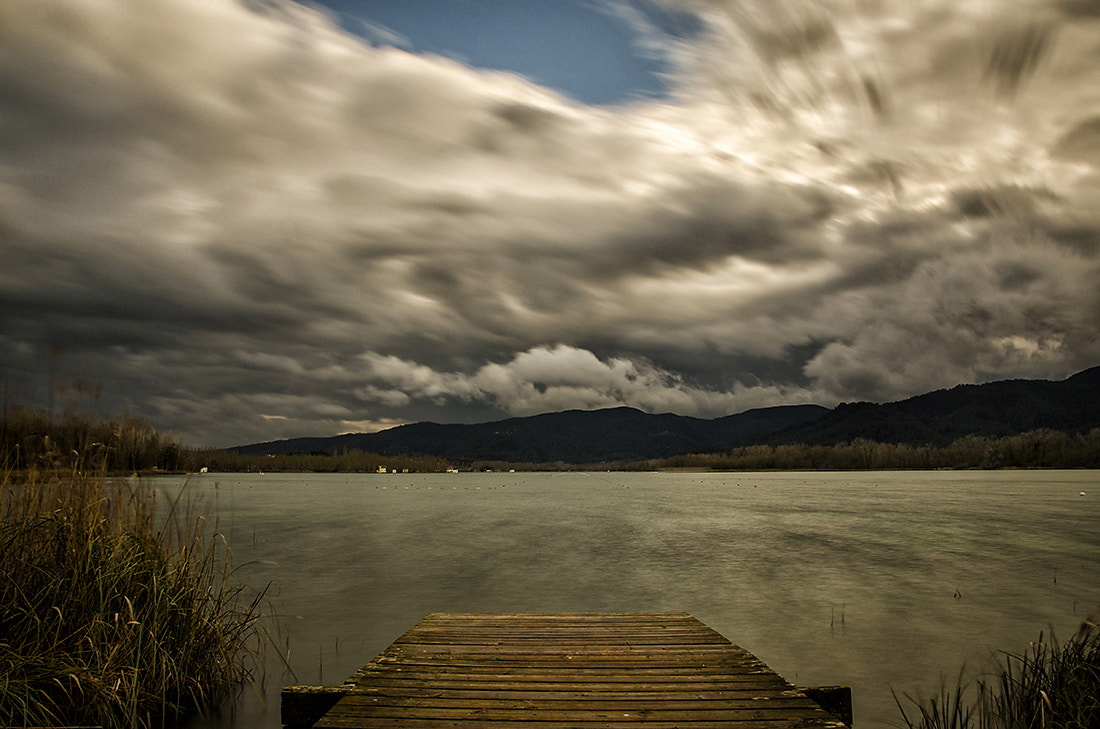 Photograph fast cloud,s by Albert Galì on 500px