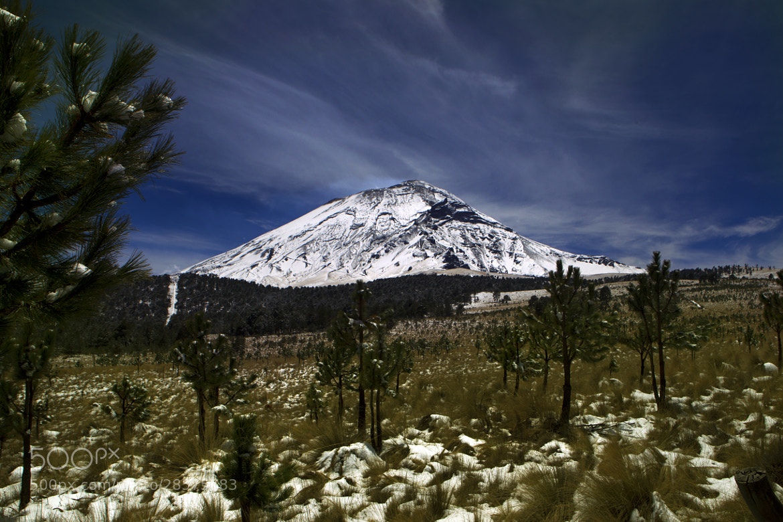 Photograph Snowy volcano by Cristobal Garciaferro Rubio on 500px