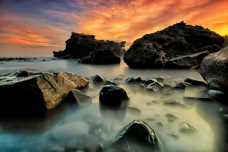 Photograph  Evening Fall by Agoes Antara on 500px