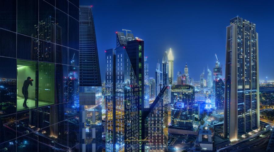 DUBAI INTERNATIONAL FINANCIAL CENTER