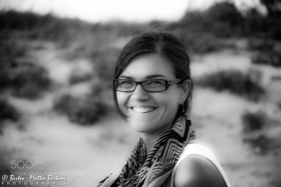 Photograph smiling eyes by Matteo Bertani - Berteo on 500px