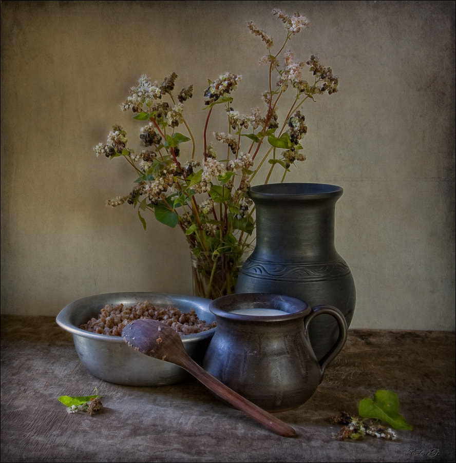 Photograph The buckwheat. by Eleonora Grigorjeva on 500px