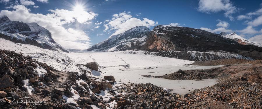 Athabasca Glacier by Rafal Różalski on 500px.com