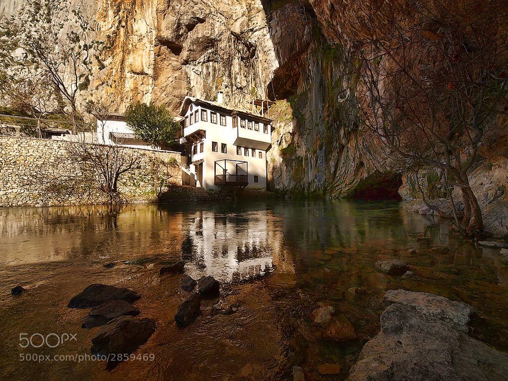 Photograph Source of the Buna by Patricija Vučić on 500px
