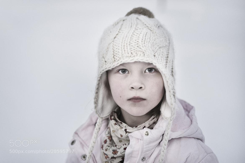 Photograph Alisa, ski portrait by Juho Ajanki on 500px