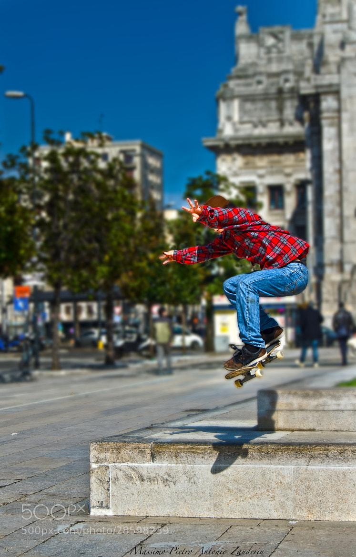 Photograph jump by Massimo Pietro Antonio Zanderin on 500px