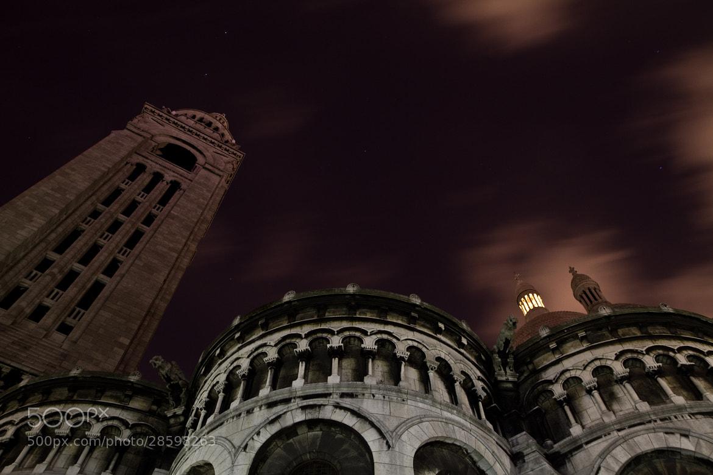 Photograph Coeur Sacré by Florian Leroy on 500px