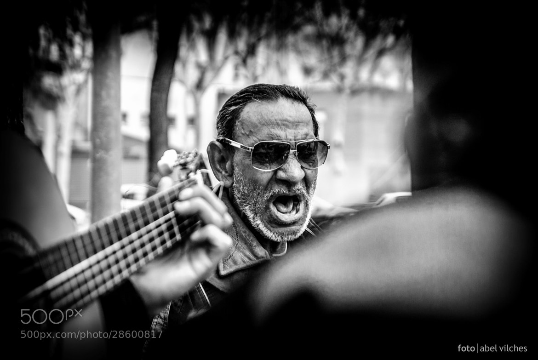 Photograph gipsy passion by Abel Vilches Prat on 500px