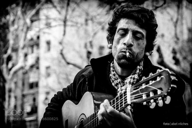 Photograph Gipsy man by Abel Vilches Prat on 500px
