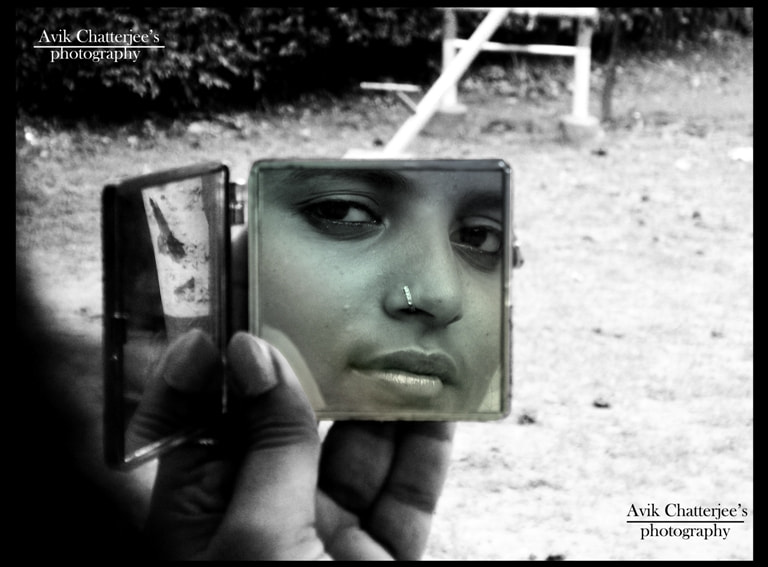 Photograph Mirror by Avik Chatterjee on 500px