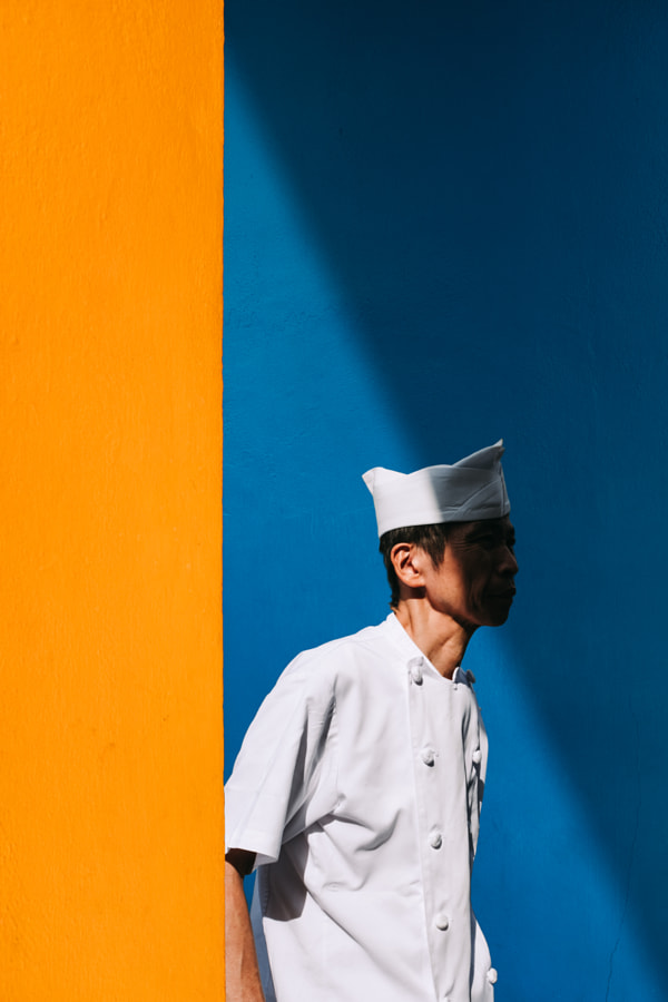 Chef in the Shadows by Peter Stewart on 500px.com