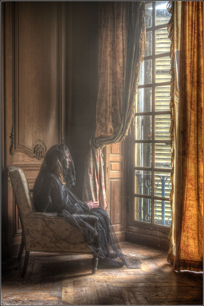Photograph The grieving widow by Truus Nijland on 500px