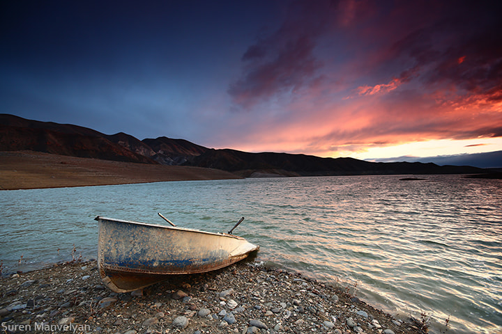 Photograph Coming from sunset by Suren Manvelyan on 500px