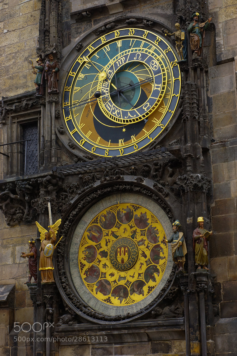 Photograph Astronomical Clock. by Spey Images on 500px