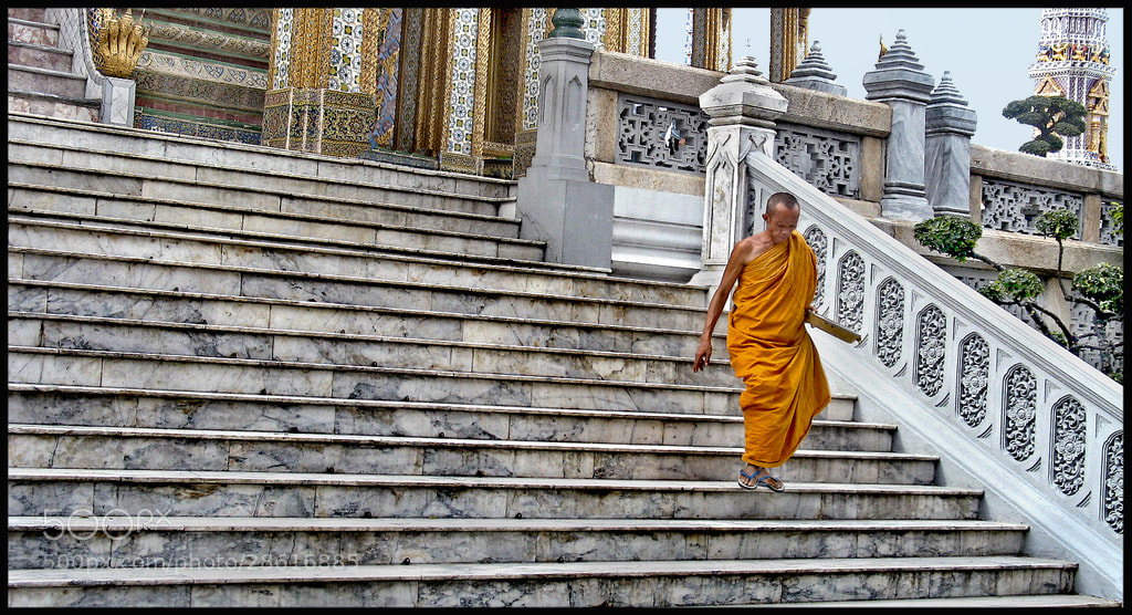 Photograph steps to enlightenment  by Mister Mark  on 500px