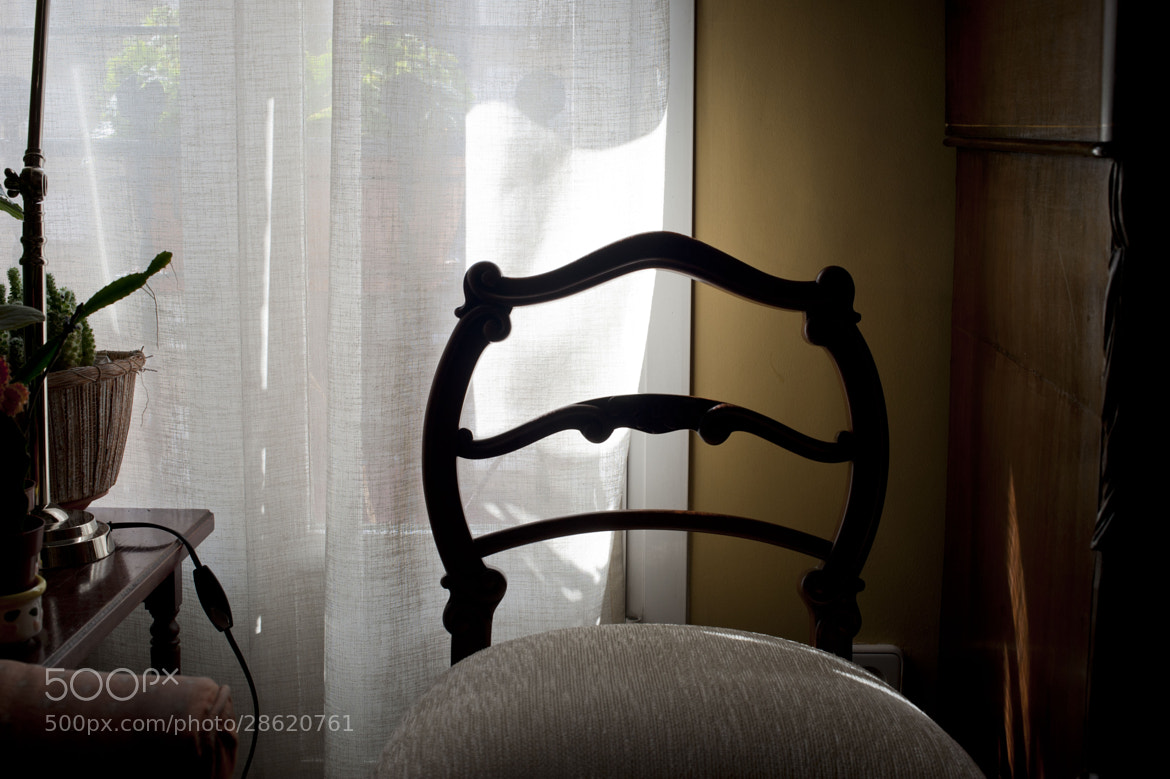Photograph The old chair by Juan  Peña on 500px