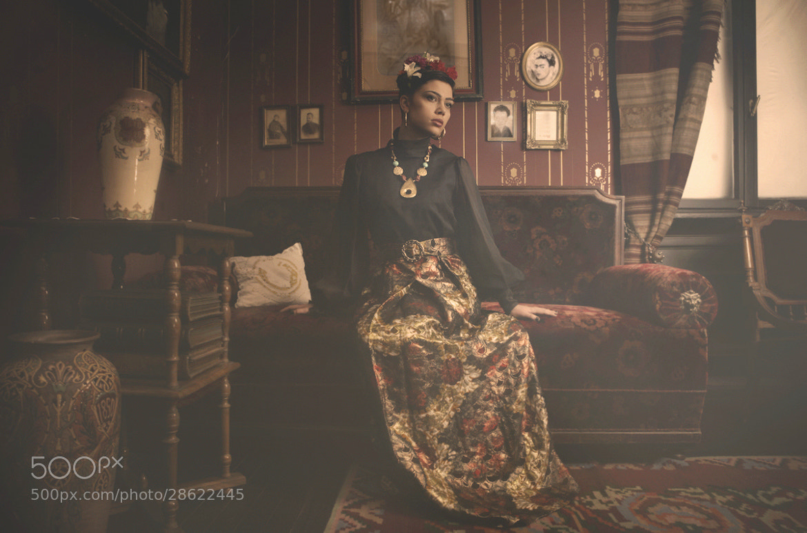 Photograph Tribute to Frida by Kiril Stanoev on 500px
