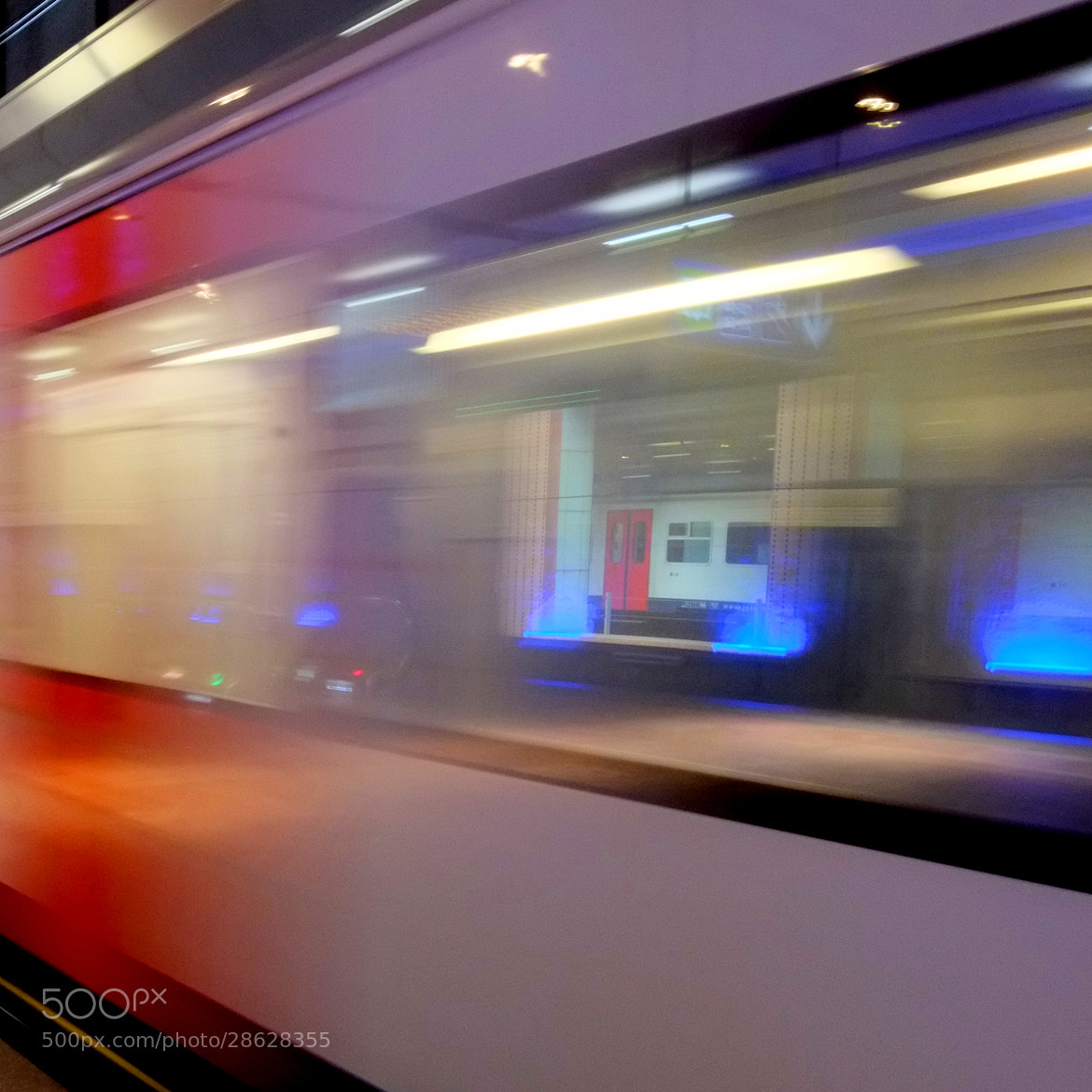 Photograph high speed train  by Guy Quintelier on 500px