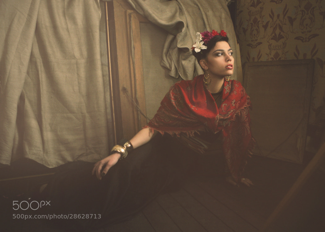 Photograph Tribute to Frida V by Kiril Stanoev on 500px