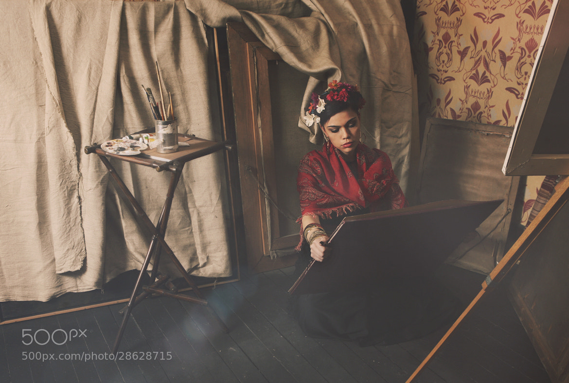 Photograph Tribute to Frida VIII by Kiril Stanoev on 500px