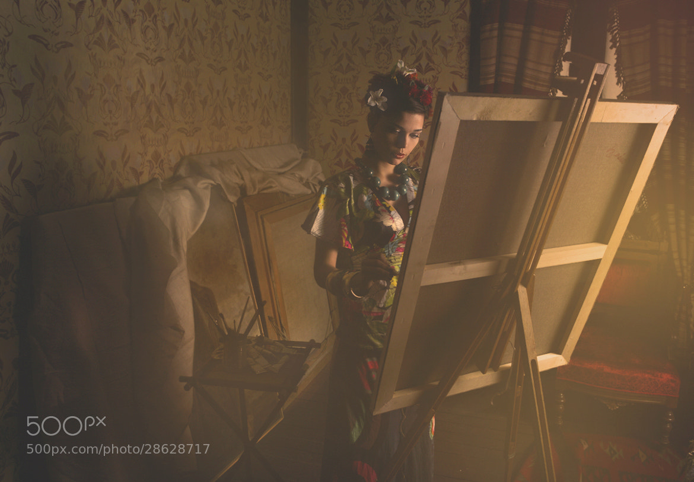 Photograph Tribute to Frida VI by Kiril Stanoev on 500px