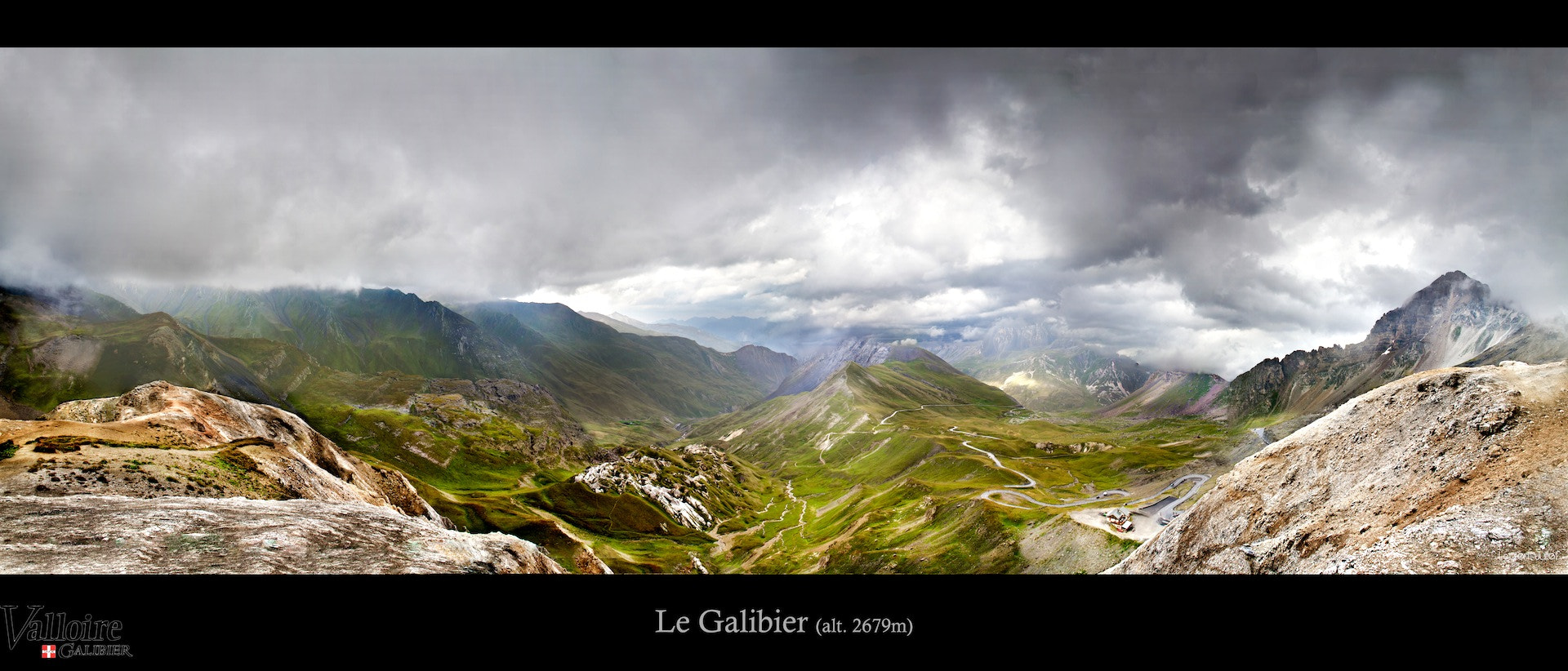 Photograph Scene from the Galibier by Laurent Juillet on 500px