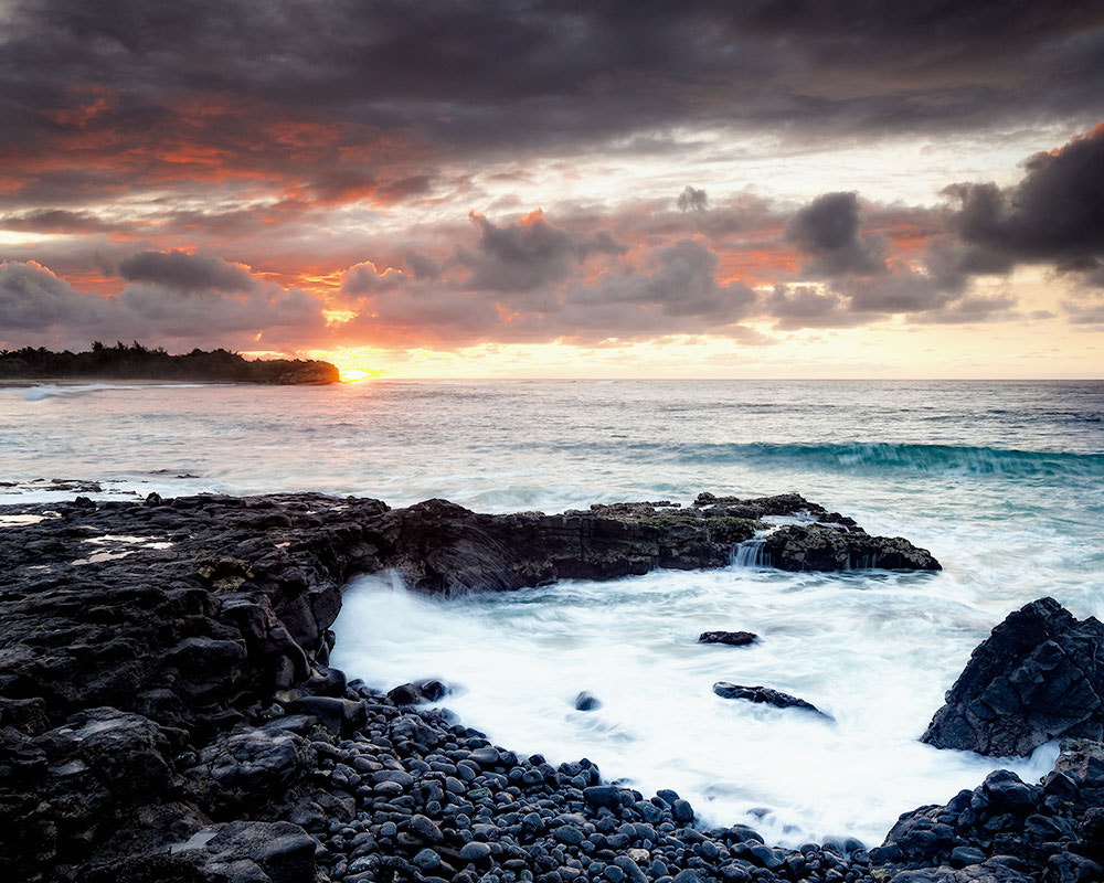 Photograph Poipu Sunrise by Ben Hearthside on 500px