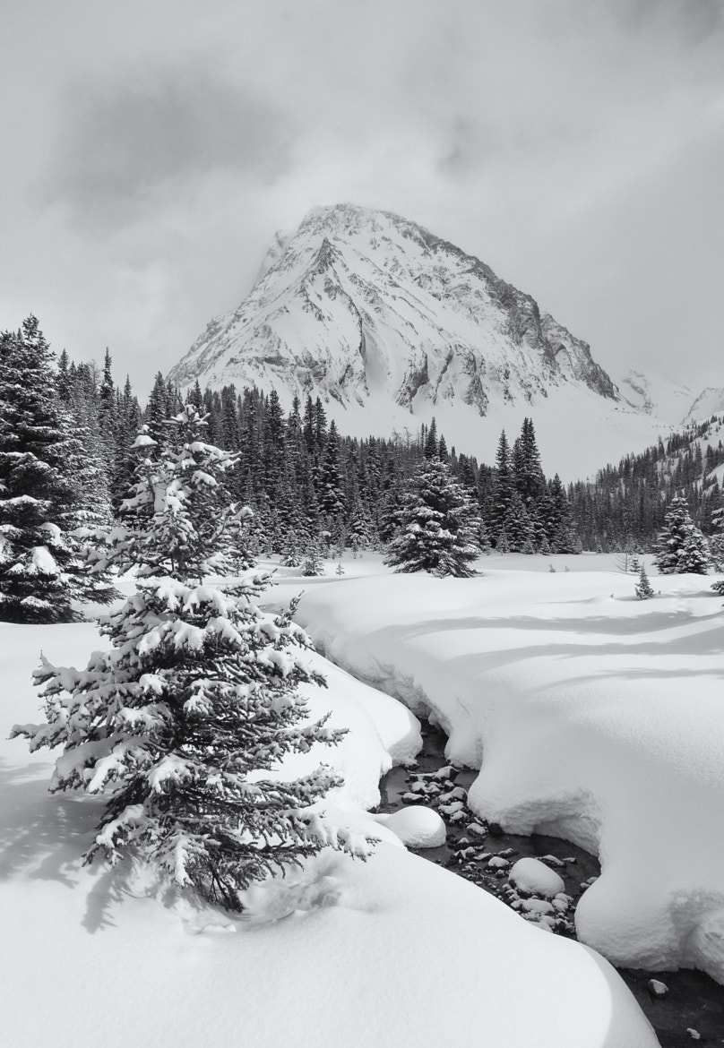 Photograph Mountain Storm by Yves Gagnon on 500px