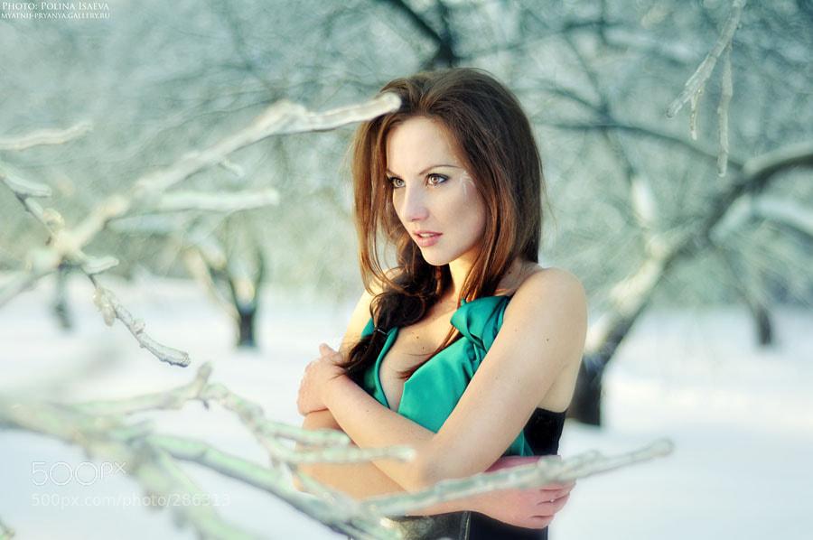 Photograph Green snow by Мятный Пряник on 500px