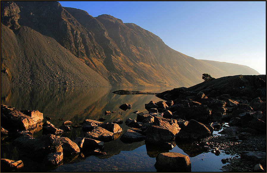 Photograph Light on the Screes by Betty Shepherd on 500px