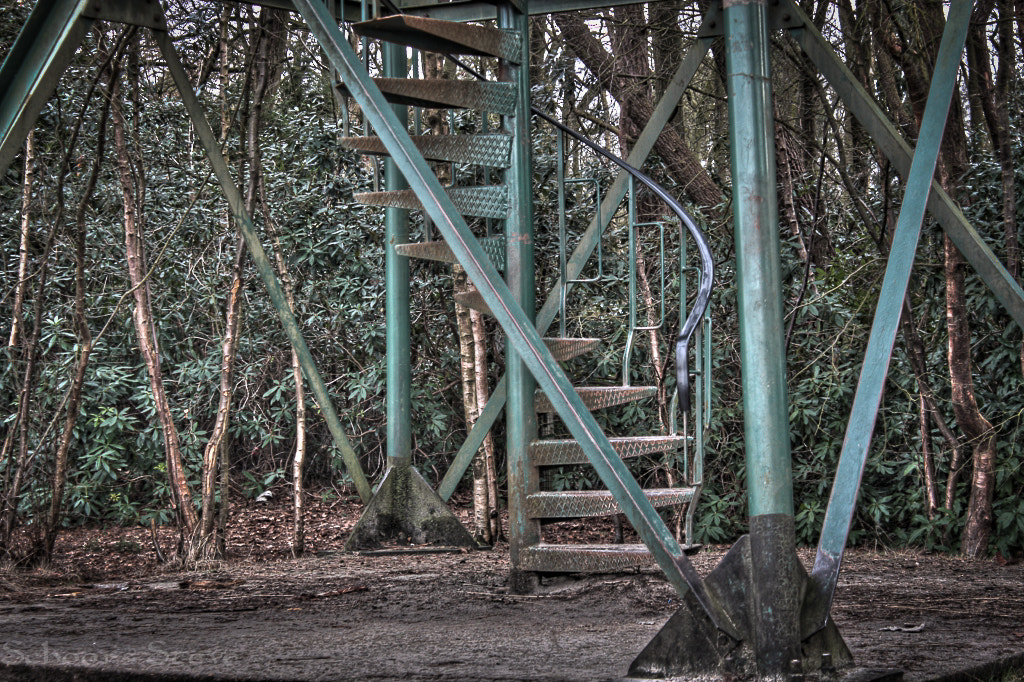 Photograph stairway to.... ? by Steve Schoors on 500px