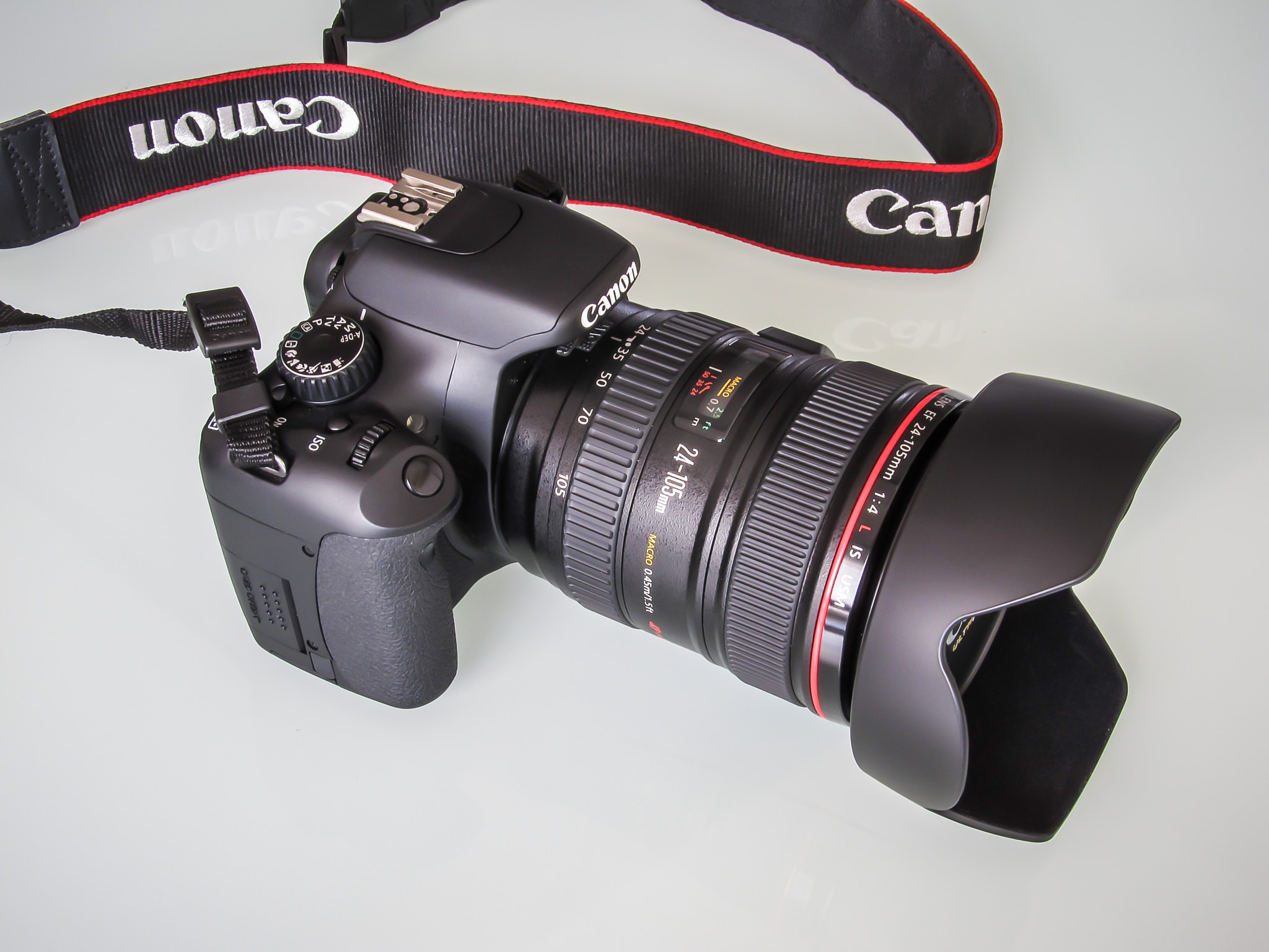 Photograph Canon EOS REBEL T2i with Canon EF 24-105mm f/4 L IS USM by Vanius Roberto Bittencourt on 500px
