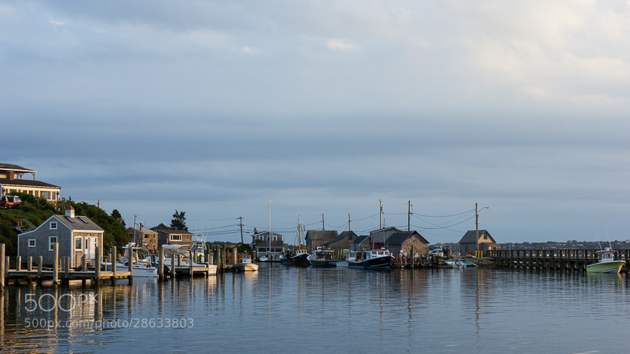 Photograph Menemsha by Judson Powers on 500px